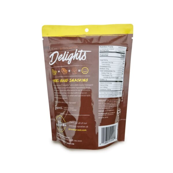 Banana Delights Bag Back
