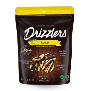 Banana Drizzlers Bag
