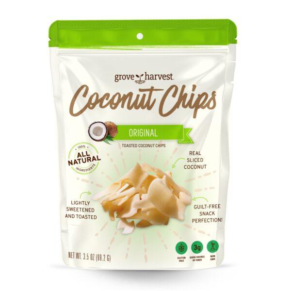 Coconut Chips Bag