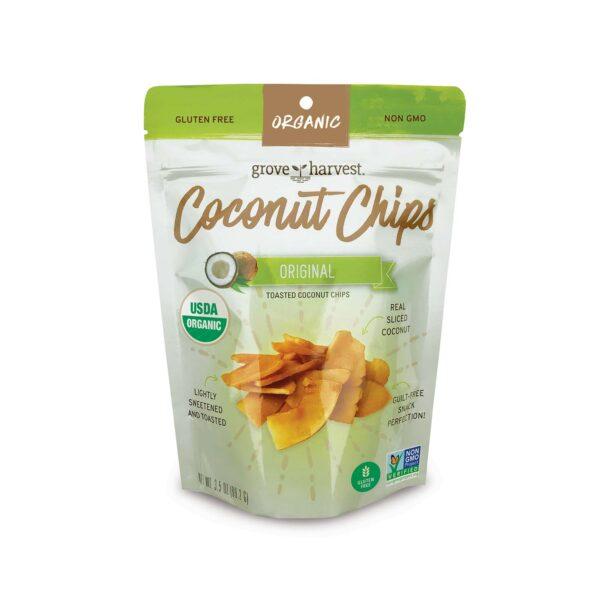 Coconut Drizzlers