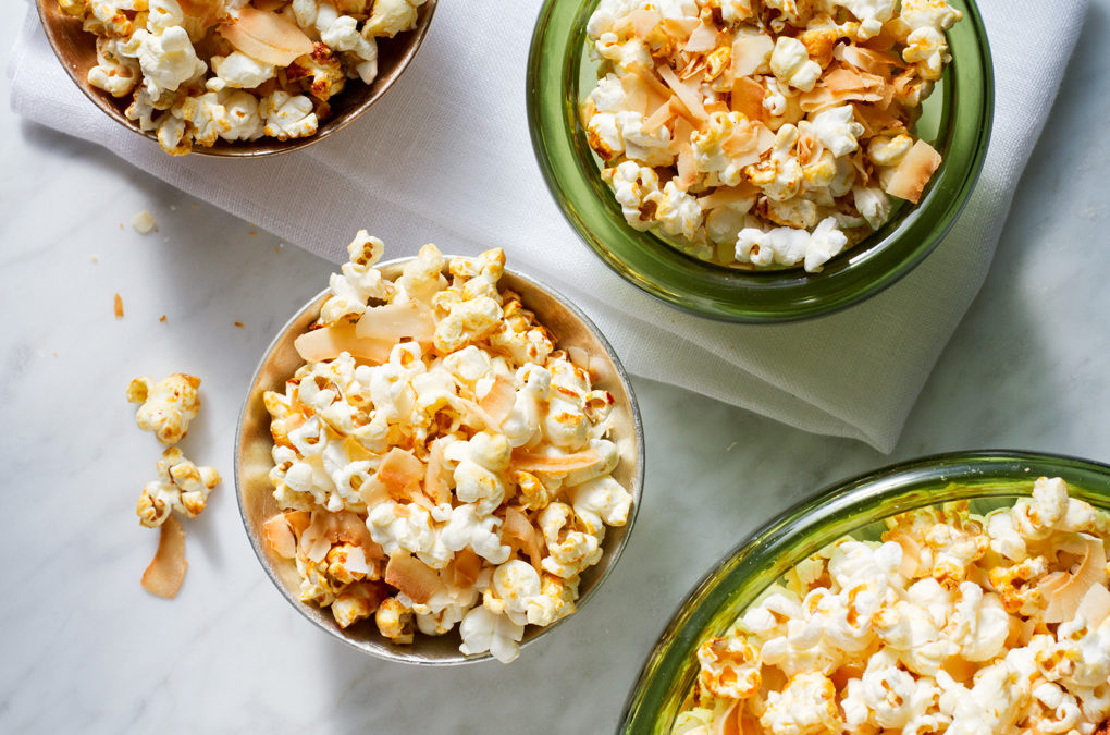 Toasted Coconut Kettle Corn