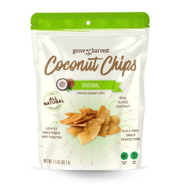 Coconut Chips Bag