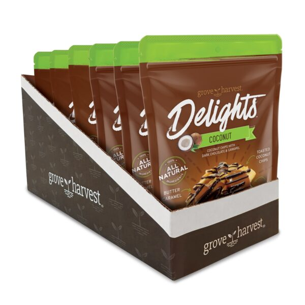 Grove Harvest Coconut Delights 6 Pack